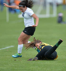 4A Girls Compete in First Round at State Soccer