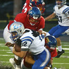 8-18-17<br /> Kokomo vs Hamilton SE football<br /> <br /> Kelly Lafferty Gerber | Kokomo Tribune