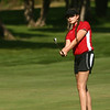 8-8-17<br /> Eastern vs Taylor girls golf<br /> Taylor's 2 Jessica Shumaker<br /> Kelly Lafferty Gerber | Kokomo Tribune