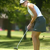 8-12-17<br /> Girls golf invitational<br /> Western 1 Lauren Tuchscherer<br /> Kelly Lafferty Gerber | Kokomo Tribune