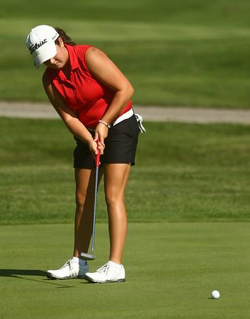 8-9-17<br /> Kokomo girls golf<br /> 1 Kiah Parrott<br /> Kelly Lafferty Gerber | Kokomo Tribune