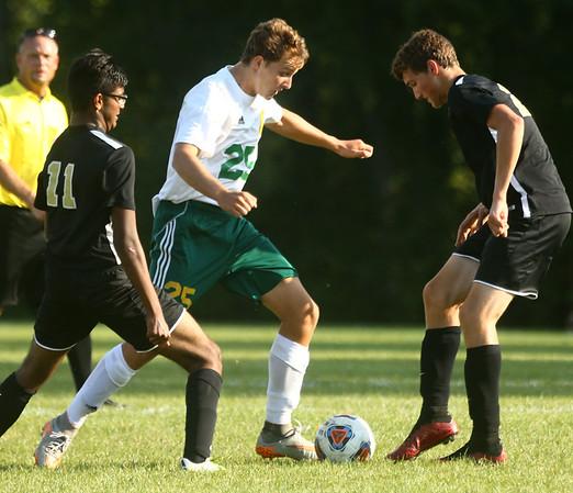 8-30-17<br /> Eastern vs Peru boys soccer<br /> <br /> Kelly Lafferty Gerber | Kokomo Tribune
