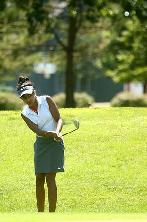 8-12-17<br /> Girls golf invitational<br /> Western 2 Trina Gill<br /> Kelly Lafferty Gerber | Kokomo Tribune