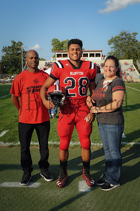 8-25-17 BHS Football Parents Night-28 Kaleb Jefferson
