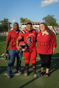 8-25-17 BHS Football Parents Night-34 DeAndre Nassar