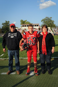 8-25-17 BHS Football Parents Night-53 Levi McClain