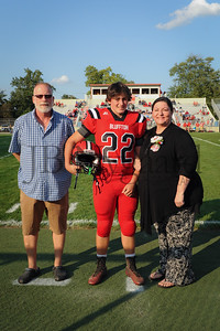 8-25-17 BHS Football Parents Night-22 Tucker Neff