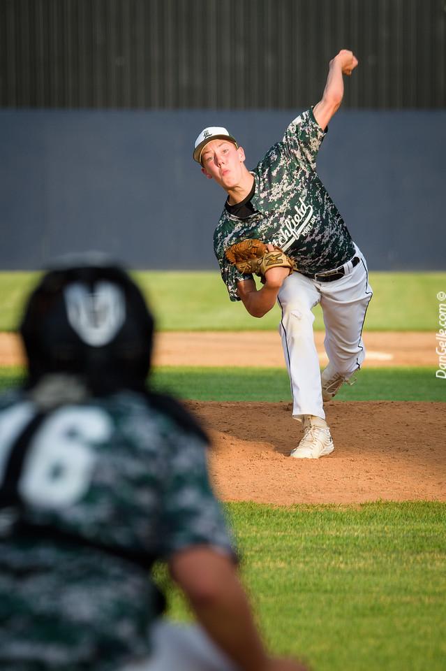 Litchfield Legion Post 104 Baseball vs Willmar Post 167