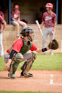 VFW Baseball vs Millaca