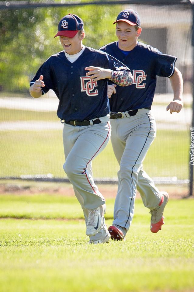 VFW Baseball vs Dassel-Cokato
