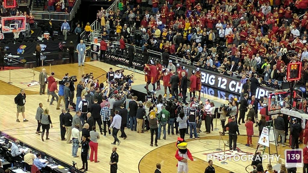 2017 Big 12 Tournament Championship
