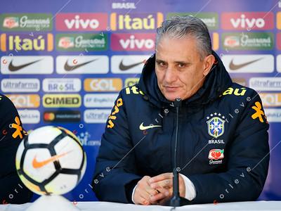 Brazil vs Argentina Press Conference