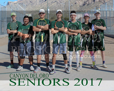 2017 CDO Boys Tennis