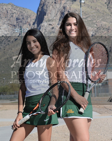 2017 CDO Girls Tennis