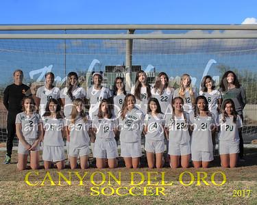 2017 CDO girls soccer