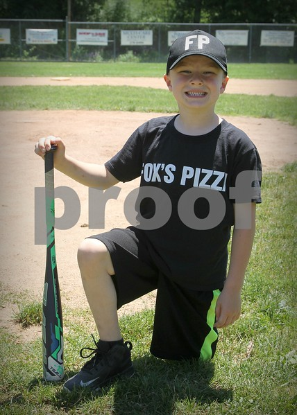 2017 COUDY TEE-BALL - FOX'S PIZZA