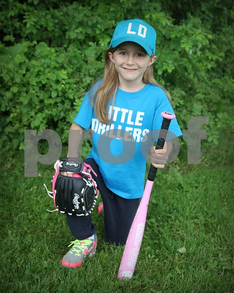 2017 COUDY TEE-BALL - LITTLE DRILLERS