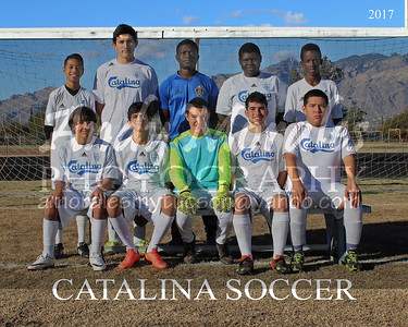 2017 Catalina soccer basketball