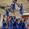 SHS' first of two pyramids
