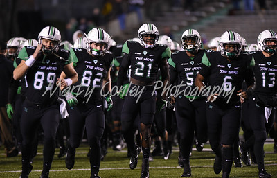 The Marshall Thundering Herd take the field on Saturday against Western Kentucky.  MARTY CONLEY/ FOR THE DAILY INDEPENDENT