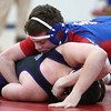 12-19-17<br /> Kokomo vs Northwestern wrestling<br /> Kokomo's Braydon Harris defeats NW's Christian Stout in the 170.<br /> Kelly Lafferty Gerber | Kokomo Tribune