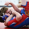 12-19-17<br /> Kokomo vs Northwestern wrestling<br /> NW's Brady Henry defeats Kokomo's Mitchell Wyrick in the 152.<br /> Kelly Lafferty Gerber | Kokomo Tribune