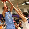12-15-17<br /> Northwestern vs Maconaquah boys basketball<br /> Mac's Bryce Ward shoots.<br /> Kelly Lafferty Gerber | Kokomo Tribune