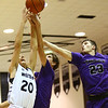 12-1-17<br /> Northwestern vs Western boys basketball<br /> <br /> Kelly Lafferty Gerber | Kokomo Tribune