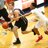 12-5-17<br /> Kokomo vs Western boys basketball<br /> <br /> Kelly Lafferty Gerber | Kokomo Tribune