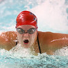 12-6-17<br /> Kokomo swimming<br /> Stormy Blake in the girls 200 Yard Medley relay.<br /> Kelly Lafferty Gerber | Kokomo Tribune