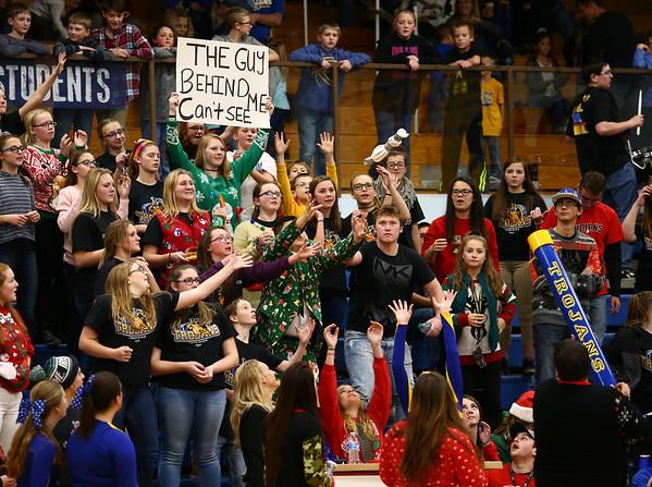 12-8-17<br /> Eastern vs Tri Central boys basketball<br /> <br /> Kelly Lafferty Gerber | Kokomo Tribune