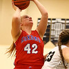 12-2-17<br /> Kokomo vs Peru girls basketball<br /> Madison Wood puts up a shot.<br /> Kelly Lafferty Gerber | Kokomo Tribune