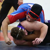 12-19-17<br /> Kokomo vs Northwestern wrestling<br /> Kokomo's Anthony Fox defeats NW's Anthony Rodriguez in the 285.<br /> Kelly Lafferty Gerber | Kokomo Tribune