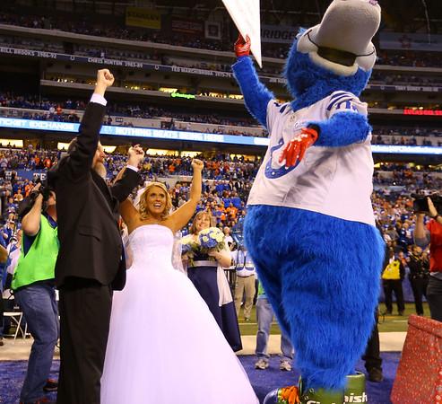 Colts Wedding