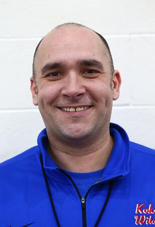 Coach Bob Wonnell