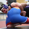 12-19-17<br /> Kokomo vs Northwestern wrestling<br /> NW's Evan Cardwell defeats Kokomo's James Bufkin in the 195.<br /> Kelly Lafferty Gerber | Kokomo Tribune
