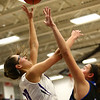 12-14-17<br /> Northwestern vs Heritage Christian girls basketball<br /> Madison Layden shoots.<br /> Kelly Lafferty Gerber | Kokomo Tribune