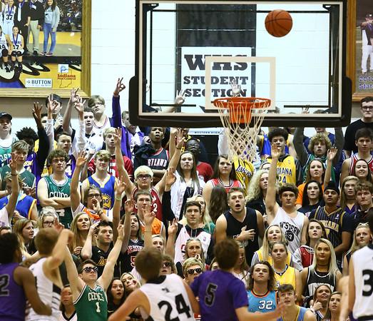 12-1-17<br /> Northwestern vs Western boys basketball<br /> <br /> Kelly Lafferty Gerber   Kokomo Tribune