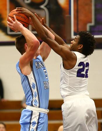 12-15-17<br /> Northwestern vs Maconaquah boys basketball<br /> <br /> Kelly Lafferty Gerber   Kokomo Tribune