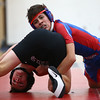 12-19-17<br /> Kokomo vs Northwestern wrestling<br /> Kokomo's WIlmer Corrales defeats NW's Blayne Leeman in the 113.<br /> Kelly Lafferty Gerber | Kokomo Tribune