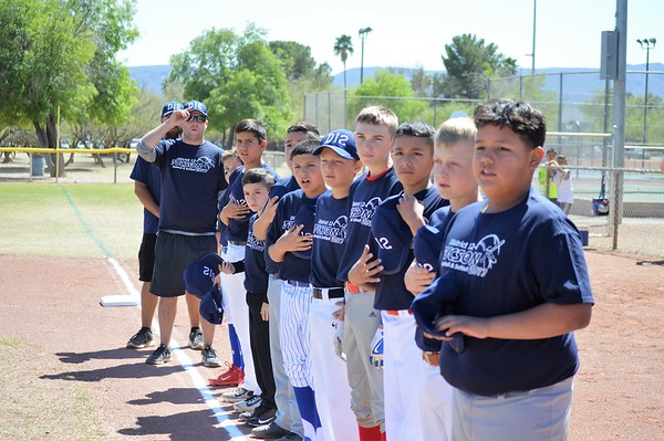 2017 District 12 Little League Opening Day