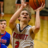 THIRD TEAM<br /> Mitchell Stevenson<br /> <br /> Altamont • Junior guard<br /> <br /> 2016-17 Statistics<br /> <br /> 14.1 PPG, 4.2 RPG, 2.3 APG, 1.5 SPG, 37 FG%, 32 3PT%, 76 FT%<br /> <br /> Awards/Honors<br /> <br /> All-National Trail Conference Tournament Team, Second Team All-National Trail Conference