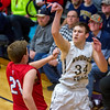FIRST TEAM<br /> Mitch Hardiek<br /> <br /> Teutopolis • Senior guard/forward<br /> <br /> 2016-17 Statistics<br /> <br /> 18.7 PPG, 4.8 RPG, 1.9 APG, 1.6 SPG, 48 FG%, 37 3PT%, 74 FT%<br /> <br /> Awards/Honors<br /> <br /> All-Lawrence County Capital Classic Team, All-Effingham-Teutopolis Christmas Classic Team, All-Nashville Invitational Tournament Team, Second Team Associated Press Class 2A All-State, First Team IBCA Class 1A/2A All-State, scored 1,000th career point