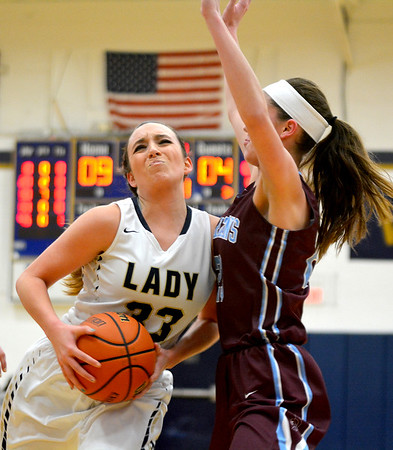 SECOND TEAM<br /> Shelby Thompson<br /> <br /> Teutopolis • Senior guard/forward<br /> <br /> 2016-17 Statistics<br /> <br /> 10.8 PPG, 4.8 RPG, 1.4 SPG, 3.2 APG, 40.6 FG%, 40.4 3PT%, 76.8 FT%<br /> <br /> Awards/Honors<br /> <br /> All-Merry Mule Invitational Team, All-Highland Tournament Team, Second Team IBCA Class 1A/2A All-State