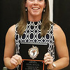 Chelsea Bowling—Basketball & Golf—Graduated 2011<br /> In basketball, Bowling was an all-conference selection (2007-2011), a regional all-tournament team pick (2008-2011), and a state tournament honorable mention (2011). Bowling would also become Elizabethton High School's first female golfer to make it to the state tournament. <br /> While playing basketball at King, Bowling made the all-conference team (2012 through 2014), second-team all conference (2015), scholar athlete of the year. She was also ranked 29th in the country in DII for 3-point percentage in 2015.