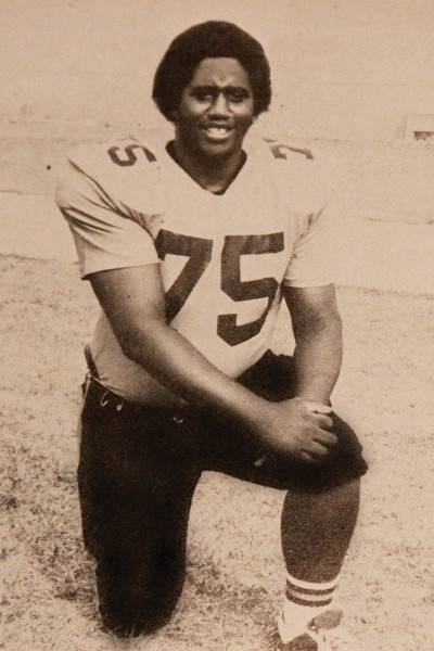 "The late Dr. James F. ""Fred"" Ervin—Football—Graduated 1979<br /> As a three-year starter for the Cyclones football squad, Ervin's athletic accolades included being a two-time All-Conference selection, an All Upper East Tennessee pick, an honorable mention all-conference pick, and a second team All-State selection. <br /> At the collegiate level, Ervin received a scholarship to the Tuskegee Institute.<br /> Ervin would go on to have an extensive career as a coach and teacher."
