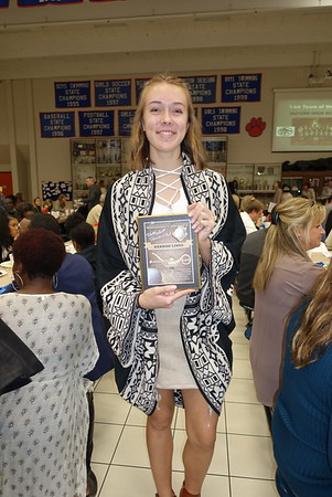 All County Volleyball Banquet