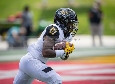 NCAA Football 2017: Towson vs Maryland SEP 9