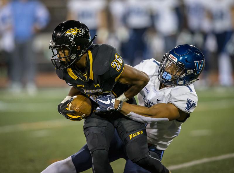 NCAA Football 2017: Villanova vs. Towson SEP 30