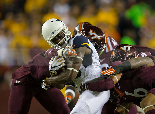West Virginia vs Virginia Tech